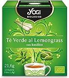 Yogi Tè Verde al Lemongrass, 21.6 gr