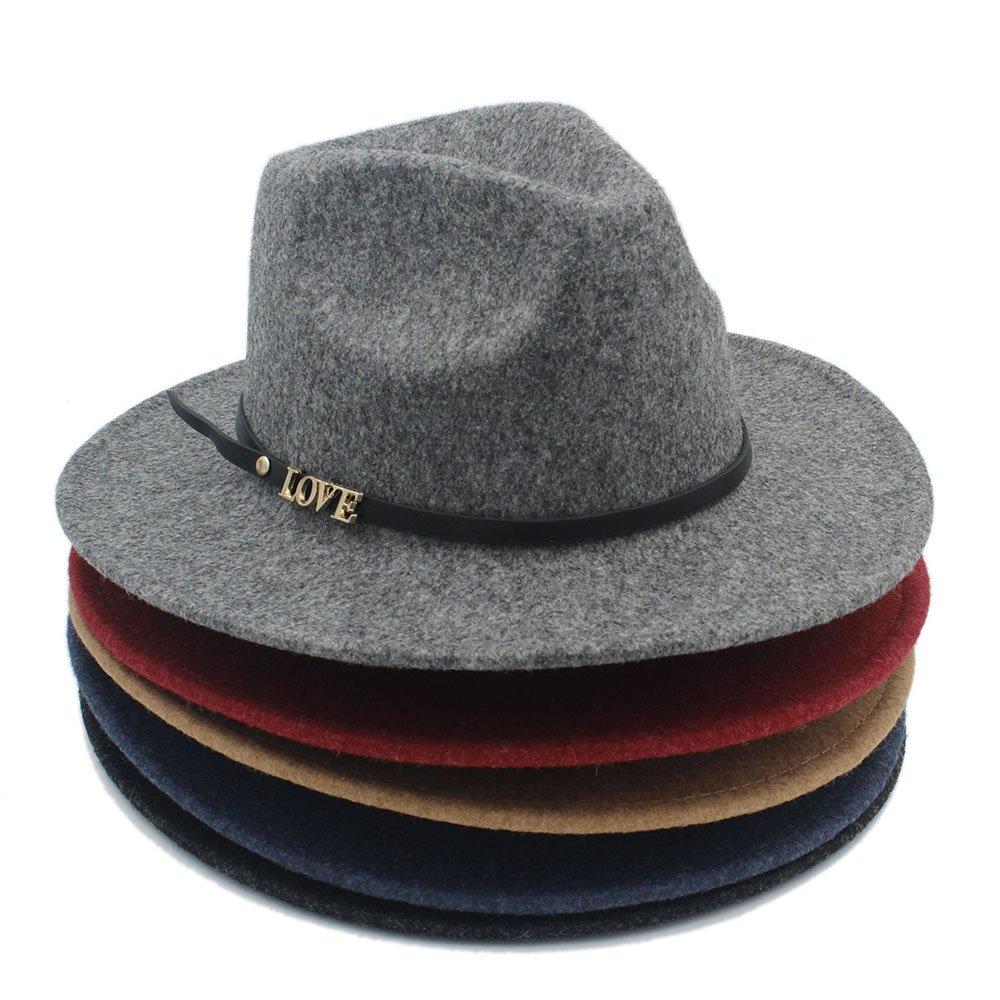 Buen Hat sombrero 100% de de 100% lana de invierno Auturmn de los ...