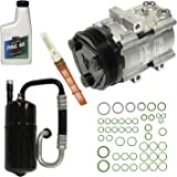 Universal Air Conditioner KT 1521 A/C Compressor and Component Kit