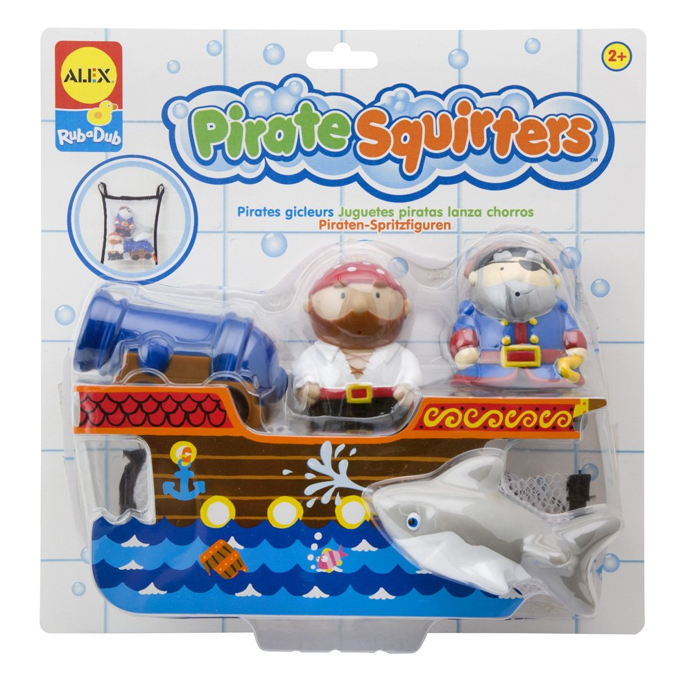 Alex toys pirate water toys