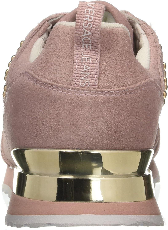 Versace Jeans, Baskets Femme Rosa Camelia