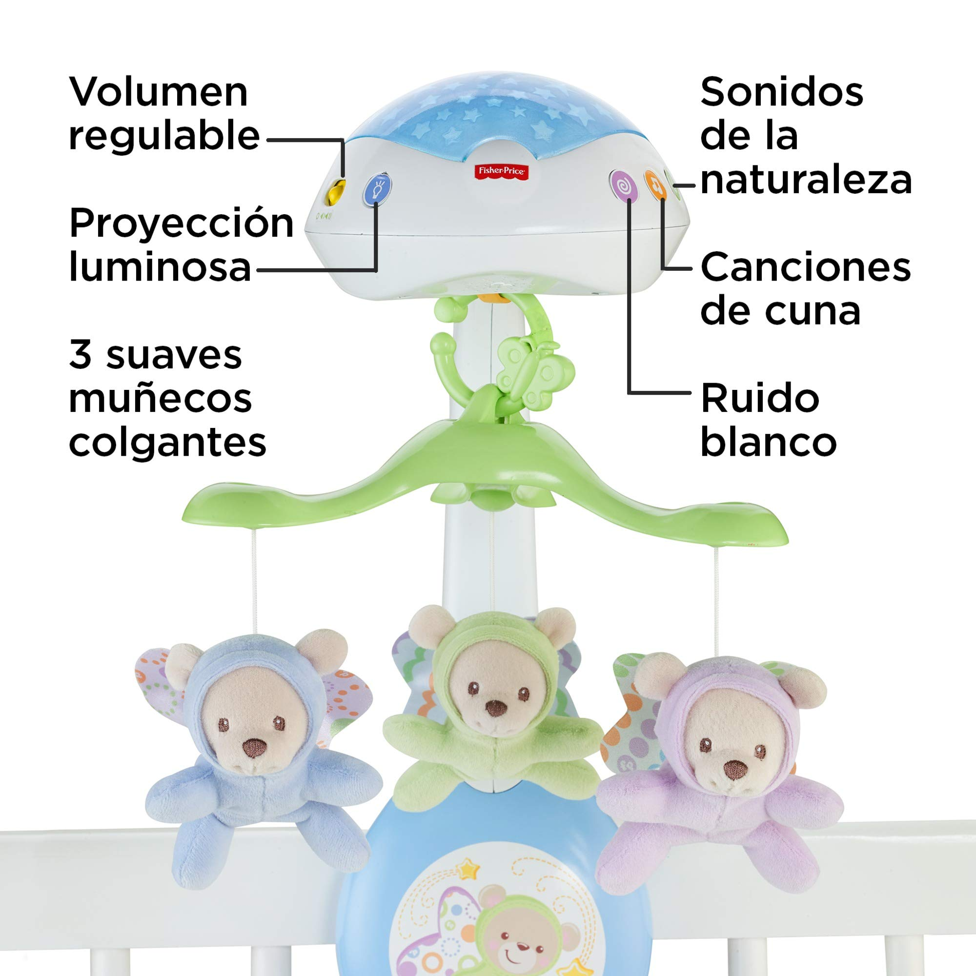 Amazon.es: Fisher-Price: Juguetes para Dormir y Calmar