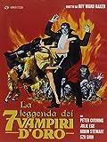 La Leggenda dei 7 Vampiri d' Oro (DVD)