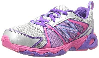 New Balance Girl's KJ880v5 Pink/Purple 7 XW   EU 45 XDFYQD4