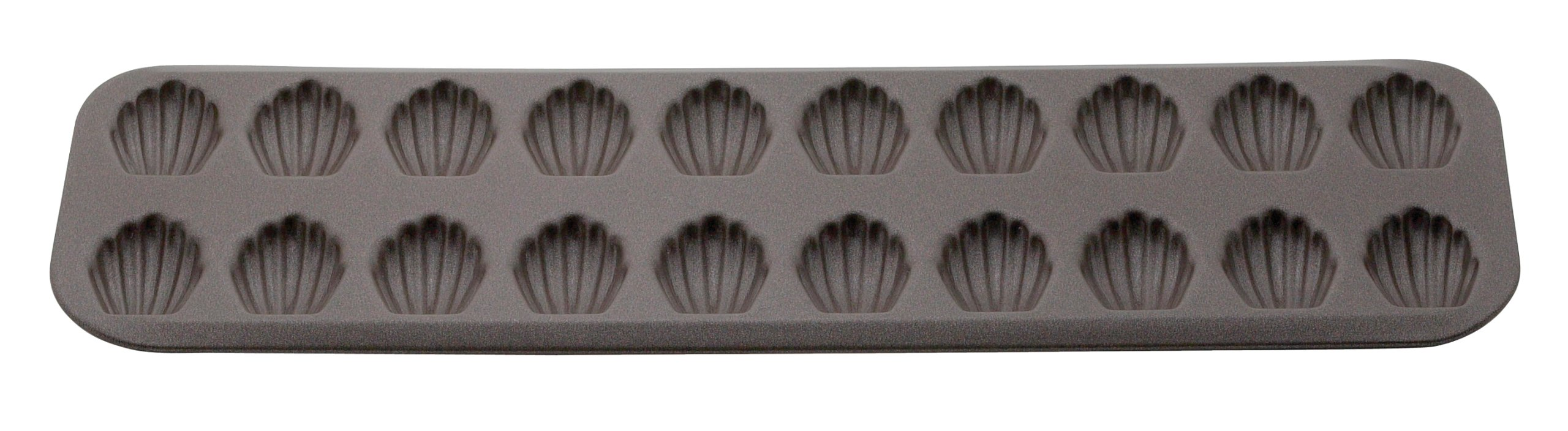 Gobel Mini Non-Stick Madeleine Pan, 15.5 by 5 Inch, Made in France by Gobel
