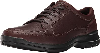 Rockport Men's Junction Point Lace To Toe Chocolate Shoe