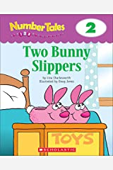 Number Tales: Two Bunny Slippers Kindle Edition