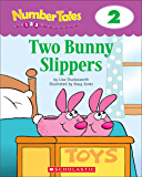 Number Tales: Two Bunny Slippers