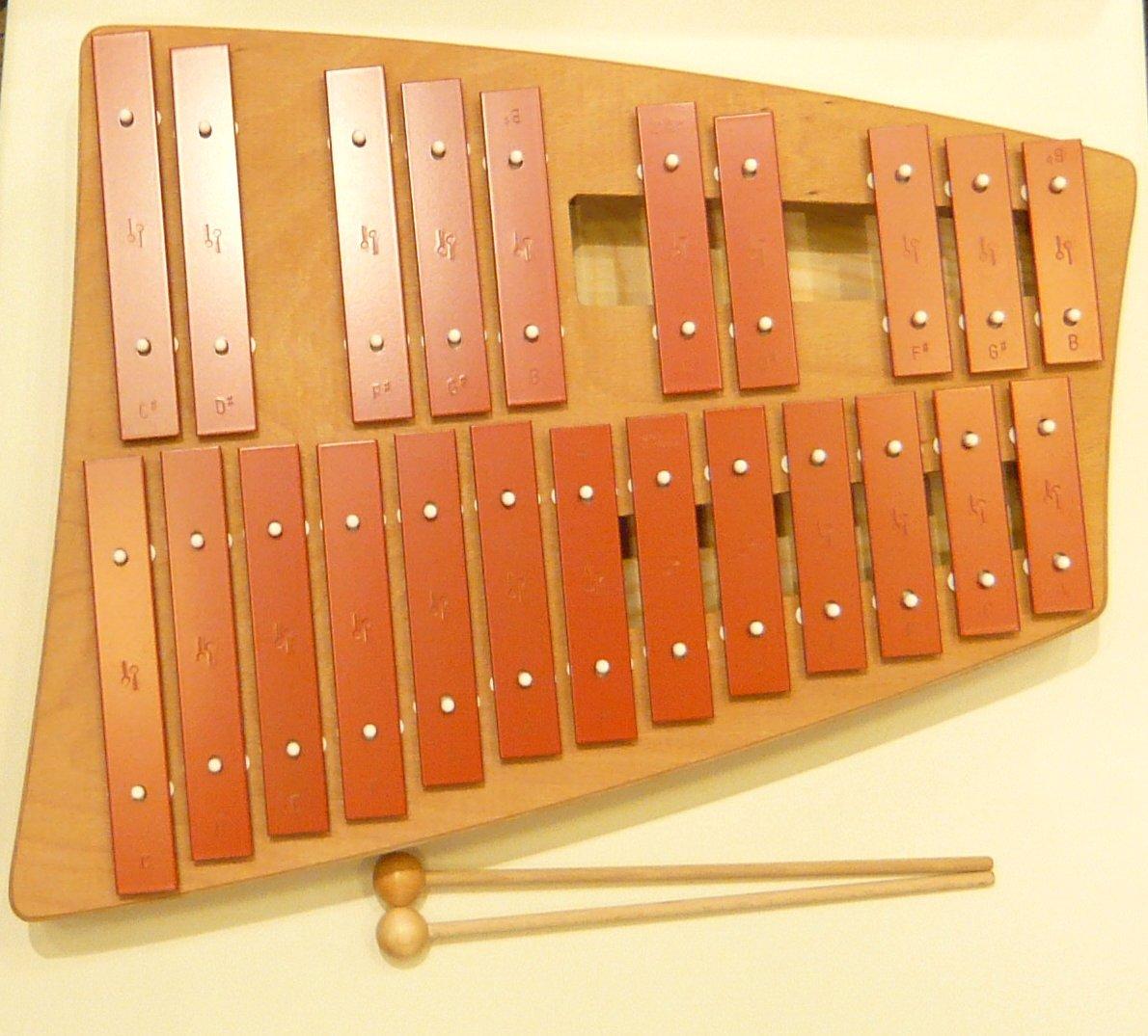 Sonor NG31 Small Chromatic Glockenspiel SN-NG31