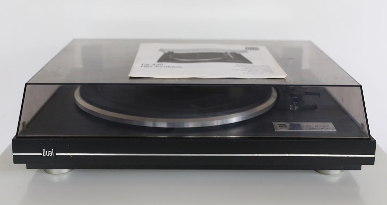 Dual CS 430 tooadisoos en colour negro: Amazon.es: Electrónica