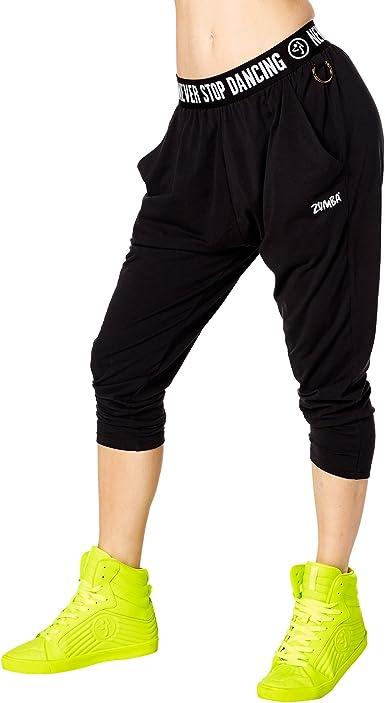 Mujer Zumba Pantalones De Entrenamiento Suaves Y Transpirables Haren Capri Para Mujer Deportes Y Aire Libre Lekabobgrill Com