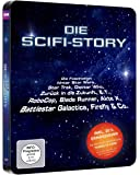 Die SciFi-Story - Steelbook [Alemania] [Blu-ray]