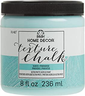 product image for FolkArt Texture Chalk Paint, 8 oz, Paradise