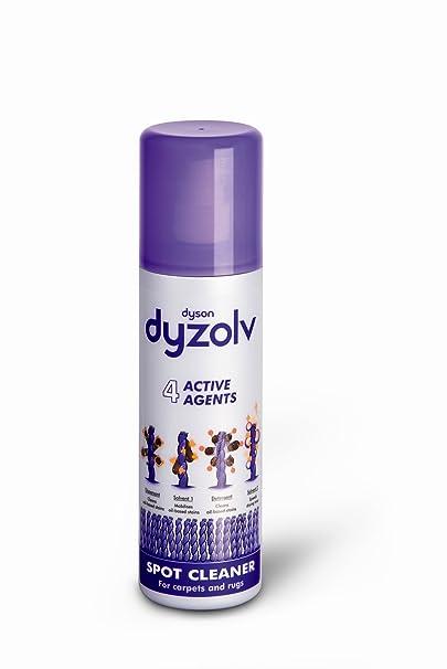 Dyson Dyzolv - Quitamanchas para moquetas y alfombras