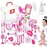 Doctor Nurse Medical Kit Toys Set , Pretend and