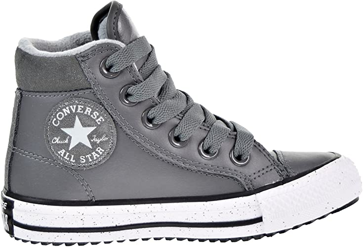 black and white high top converse kids