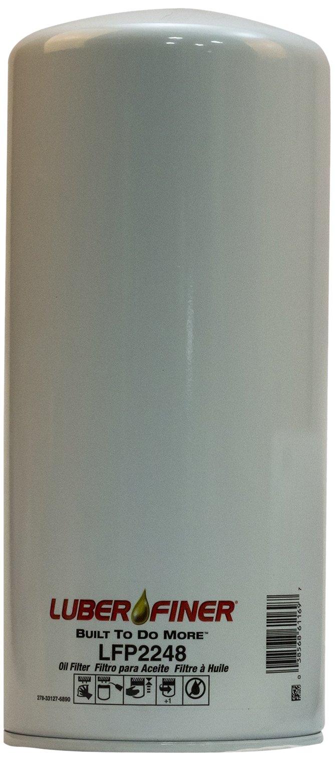 Luber-finer LFP2248-6PK Heavy Duty Oil Filter, 6 Pack