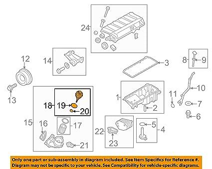 BMW Part Numbers >> Amazon Com Genuine Bmw E46 E53 E60 E60n E61 E61n E63n Oil