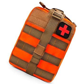 Amazon.com: Aquir - Bolsa de primeros auxilios vacía para ...