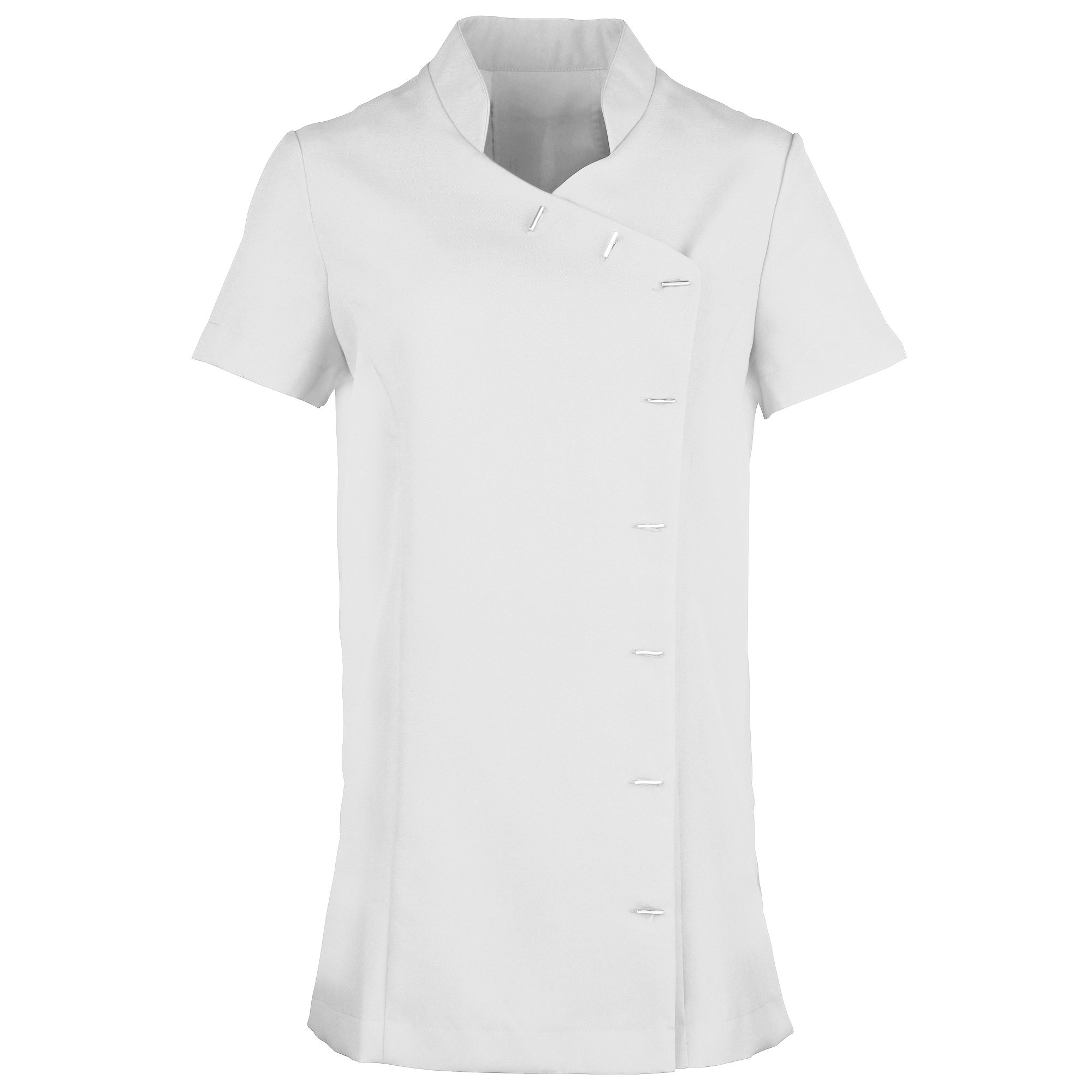 Premier Womens/LadiesOrchid Tunic / Health Beauty & Spa / Workwear (4 US) (White)