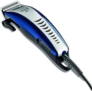 Mondial Cortador de Cabelos Hair Stylo CR-07, 220v, Azul/Prata