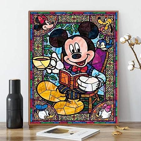 40,6 x 50,8 cm t Ölgemälde nach Zahlen DIY Leinwandgemälde für Erwachsene