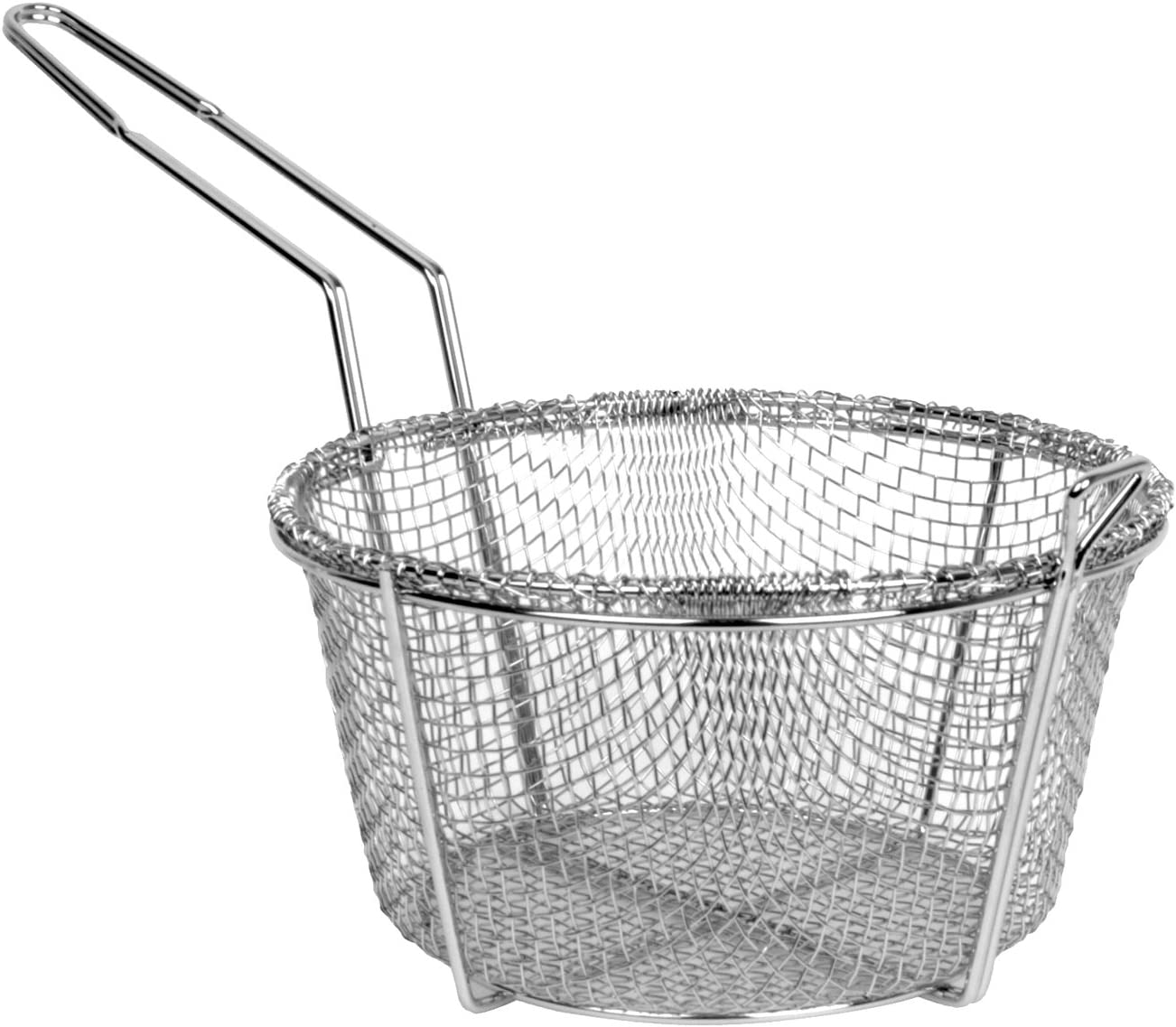 Thunder Group 14 Inch Fry Basket, Extra Large