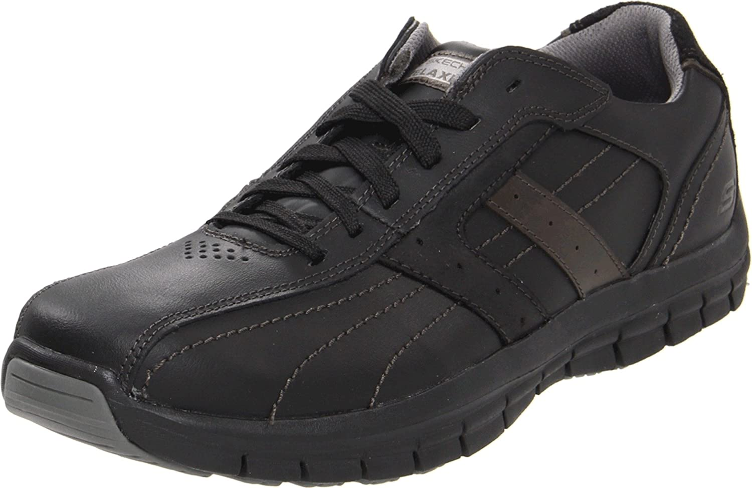 relaxed fit memory foam skechers