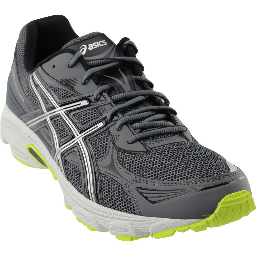 ASICS Mens Gel Vanisher Running Shoes B072BXSY6L 11.5 M US|Carbon/Black/Neon Lime