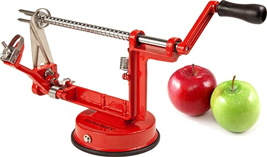 Kitchen Basics Heavy Duty Apple Peeler, Slicer and Corer Review