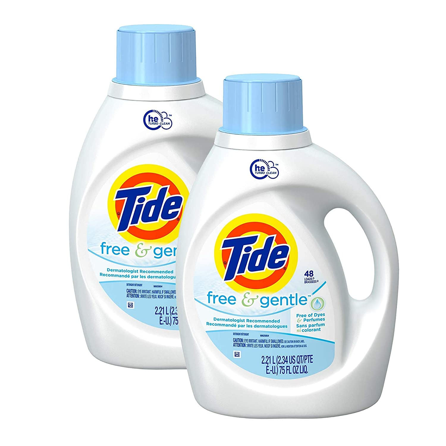 Tide Coldwater Free Nature 1.47 L (Pack of 2)