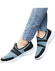 Adelgazar Zapato Deporte Mujer Hombre Con Plataforma Loafers Sneakers Zapatillas Atlético Correr Gimnasio Peso Ligero Calzado Sin Cordones De Lona Transpirable