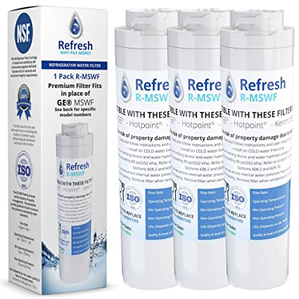 Amazon.com: Refresh Replacement for GE MSWF Refrigerator ... on