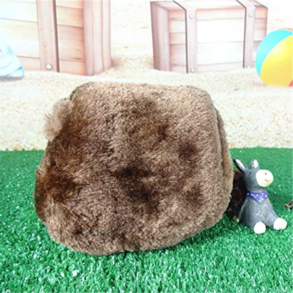 Gaddrt Lovely Pet Small Animalt Sleeping Nest Bag Cotton Wool Soft Washable Winter ☀ Warm Hamster Chinchilla Rabbit Litter Sleeping Mat Pet House Tent