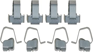 Disc Brake Anti-Rattle Clip-R-Line Front Raybestos H5486