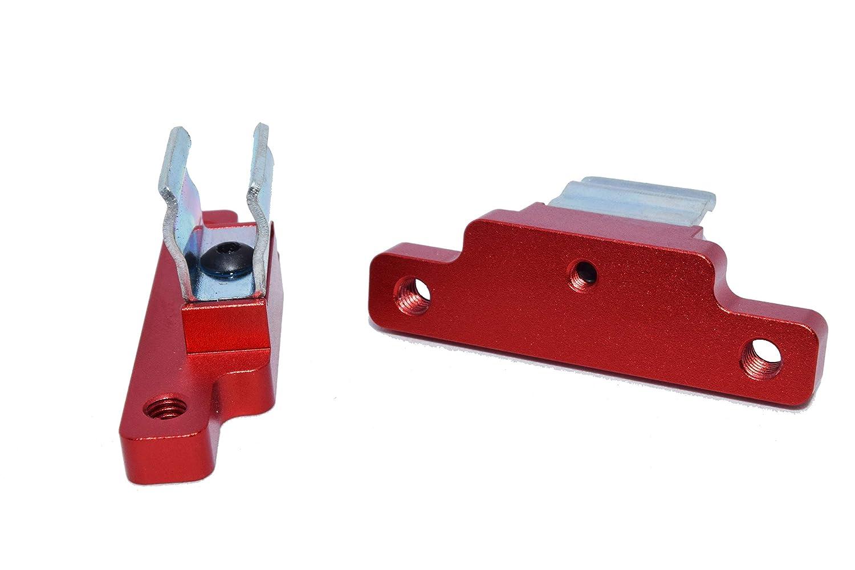 Set of 2 Billet Soft Top Clips Spring Steel For Geo Tracker//Suzuki Sidekick