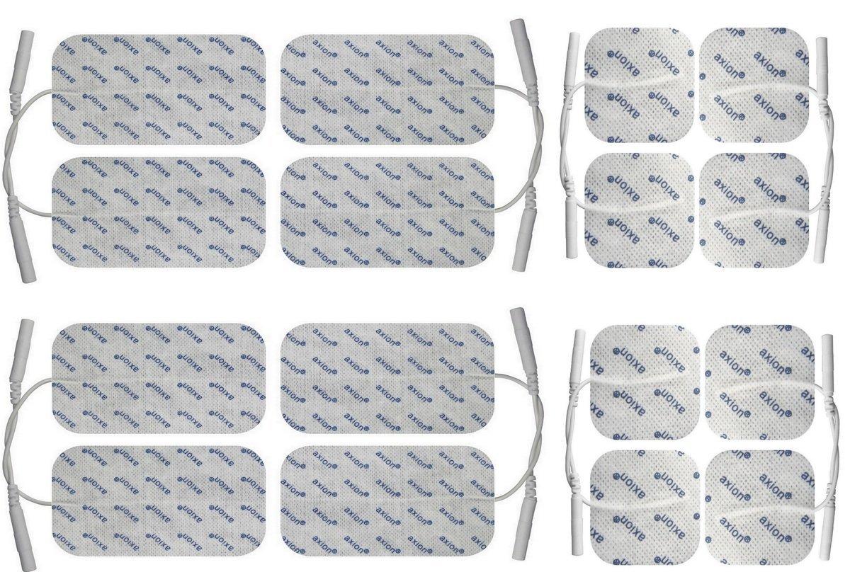 electrodos conexión de clavija mm xmm  xmm  Almohadillas para electroestimuladores