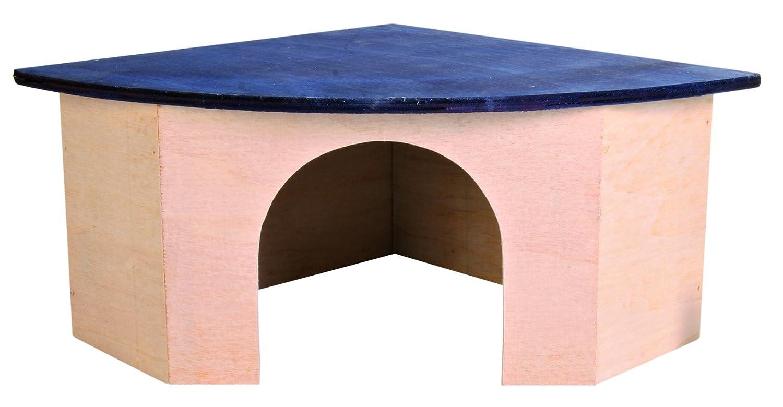 Trixie esquina Casa para Cobayas, 29 x 13 x 21 cm: Amazon.es: Productos para mascotas