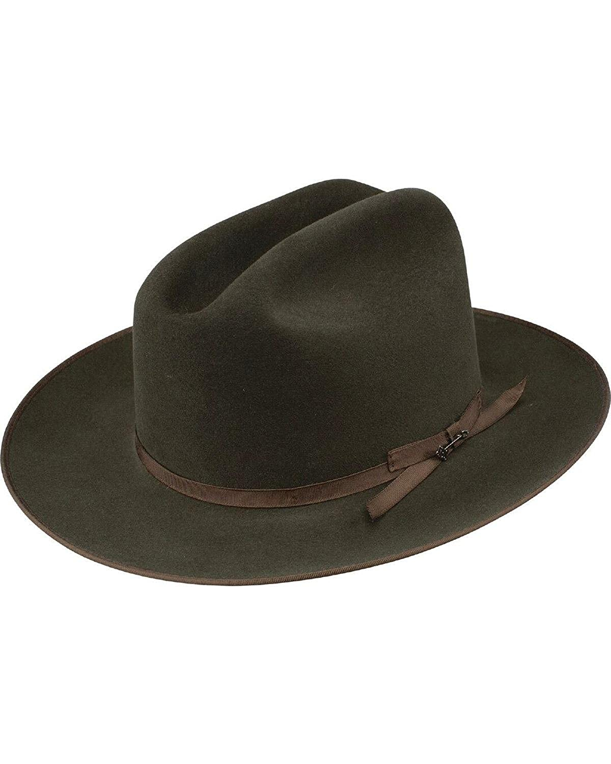 13cae5db80f ... Stetson Mens Royal Deluxe Open Road Hat - Tfropr-362675 2000168149 ...
