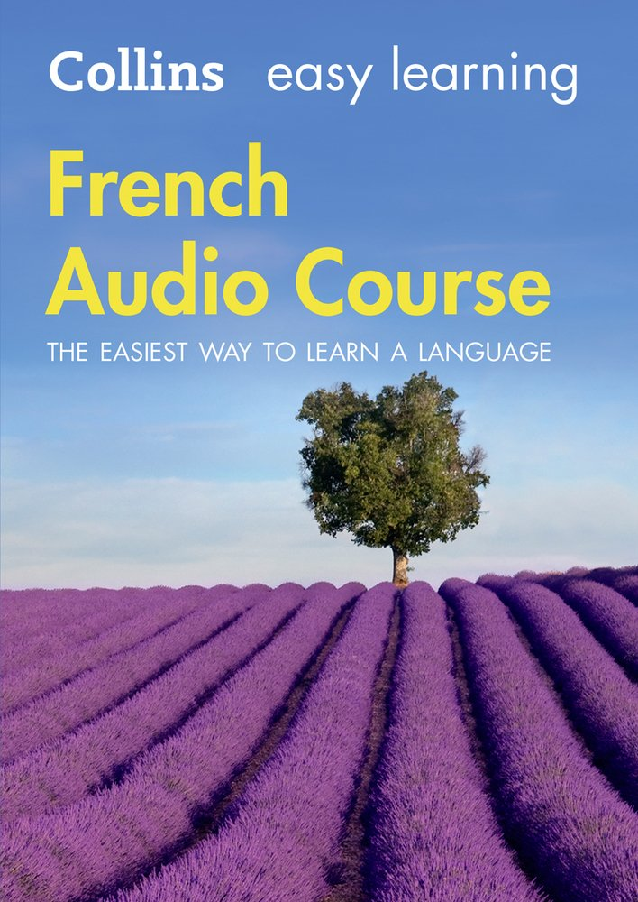 French Audio Course (Collins Easy Learning Audio Course) (English and French Edition)