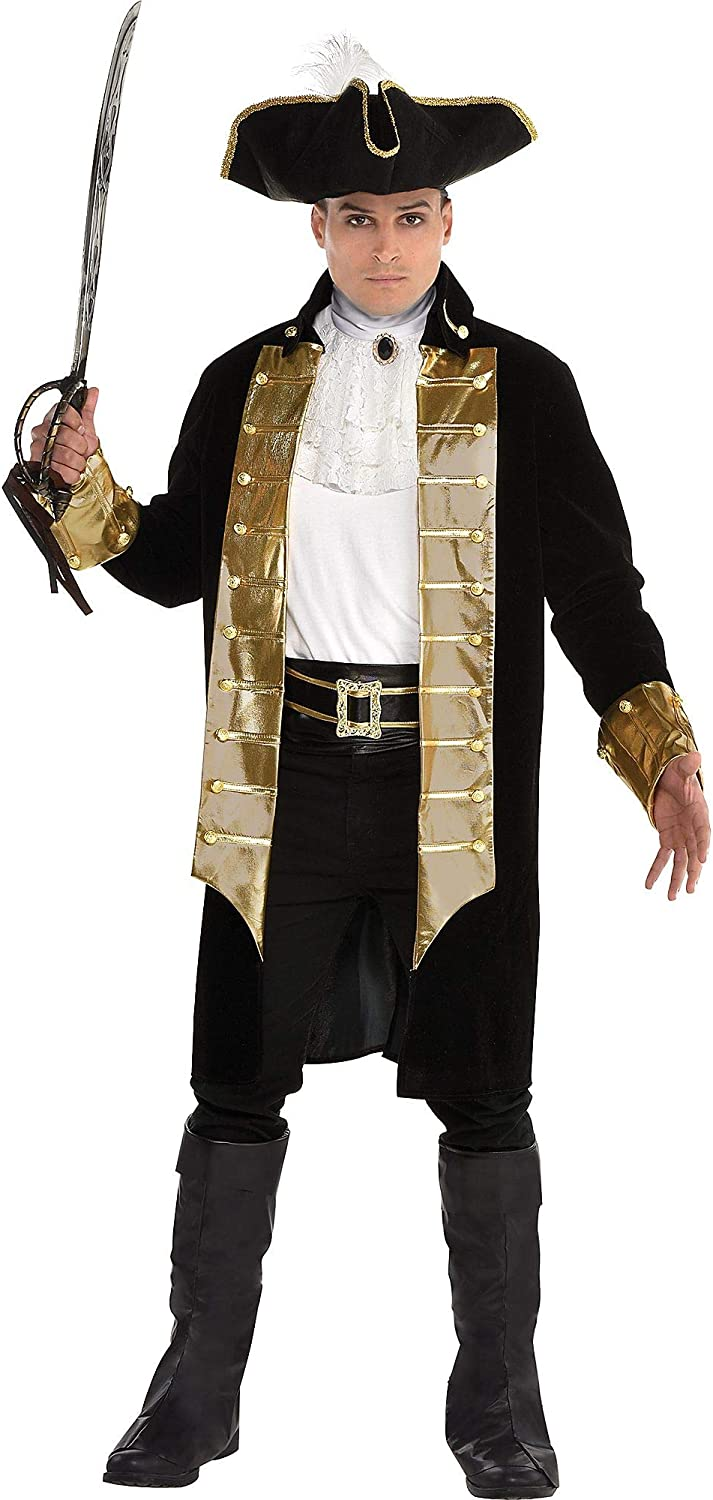 Deluxe Viking/&Buccaneer/&Pirate Costume with Whole Sets For Adult Halloween Party