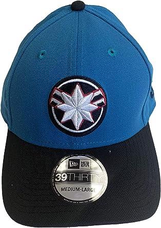 Gorra Flexible 39Thirty de Capitán Marvel de la película Star ...