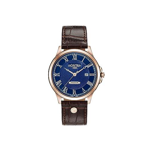 45469cea296a chollocomponentes.wordpress.com - Reloj Roamer – Hombre 706856 49 42 ...