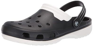 eebc152422a6 Crocs Duet Clog Black 4 US Men  6 US Women M US