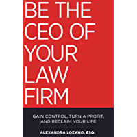 Be the CEO of Your Law Firm: Gain Control, Turn a Profit, and Reclaim Your Life