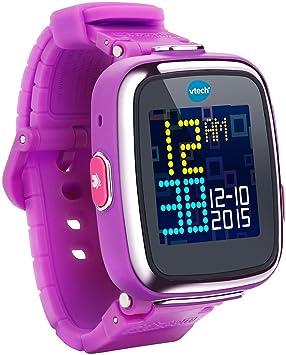 VTech - Kidizoom Reloj inteligente interactivo DX, color rosa (Versión Holandés): Amazon.es: Juguetes y juegos