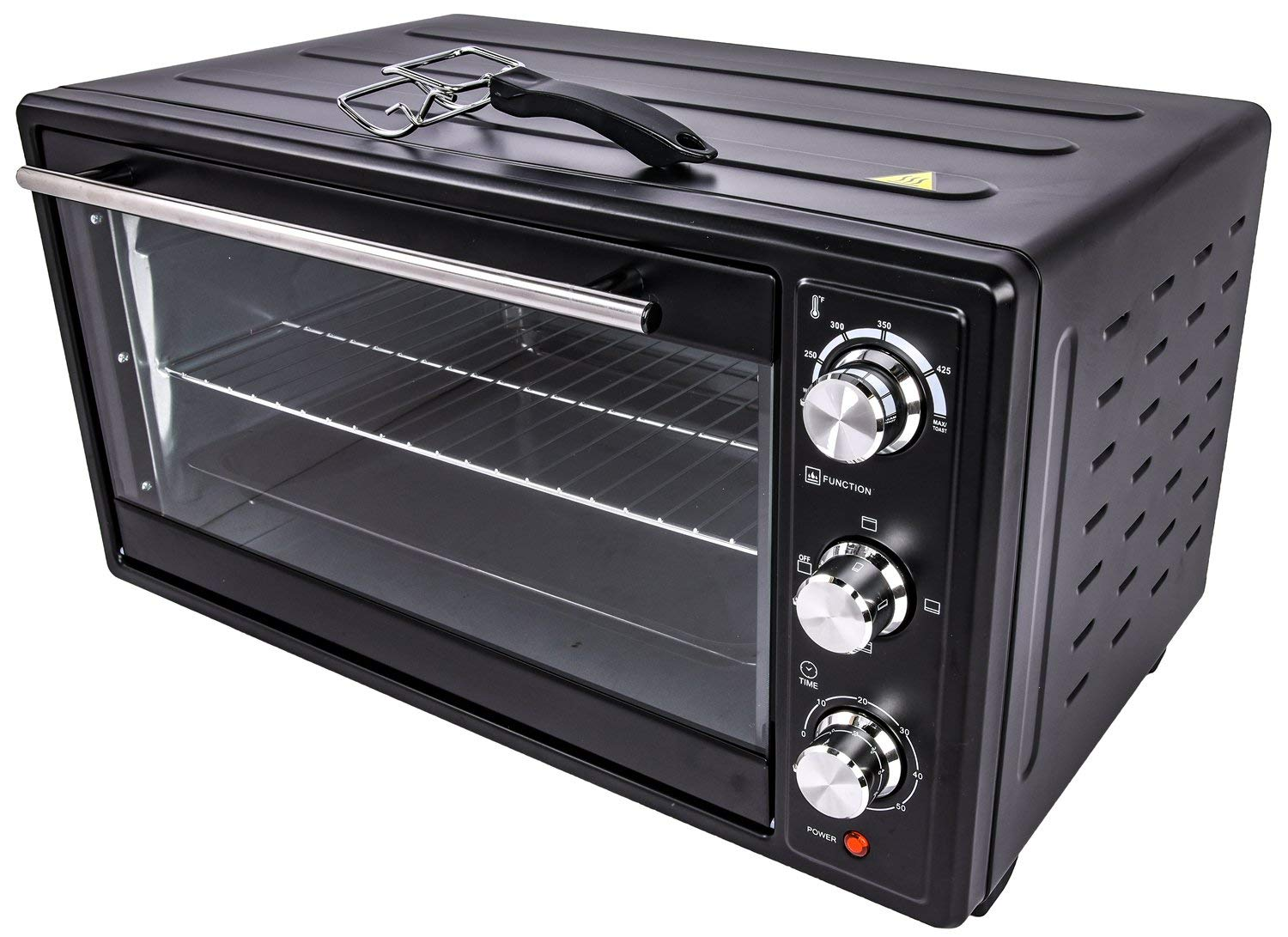 JEGS 81430 Bench Top Powder Coating Oven 1400 Watt 110 Volt Operates up to 450 d
