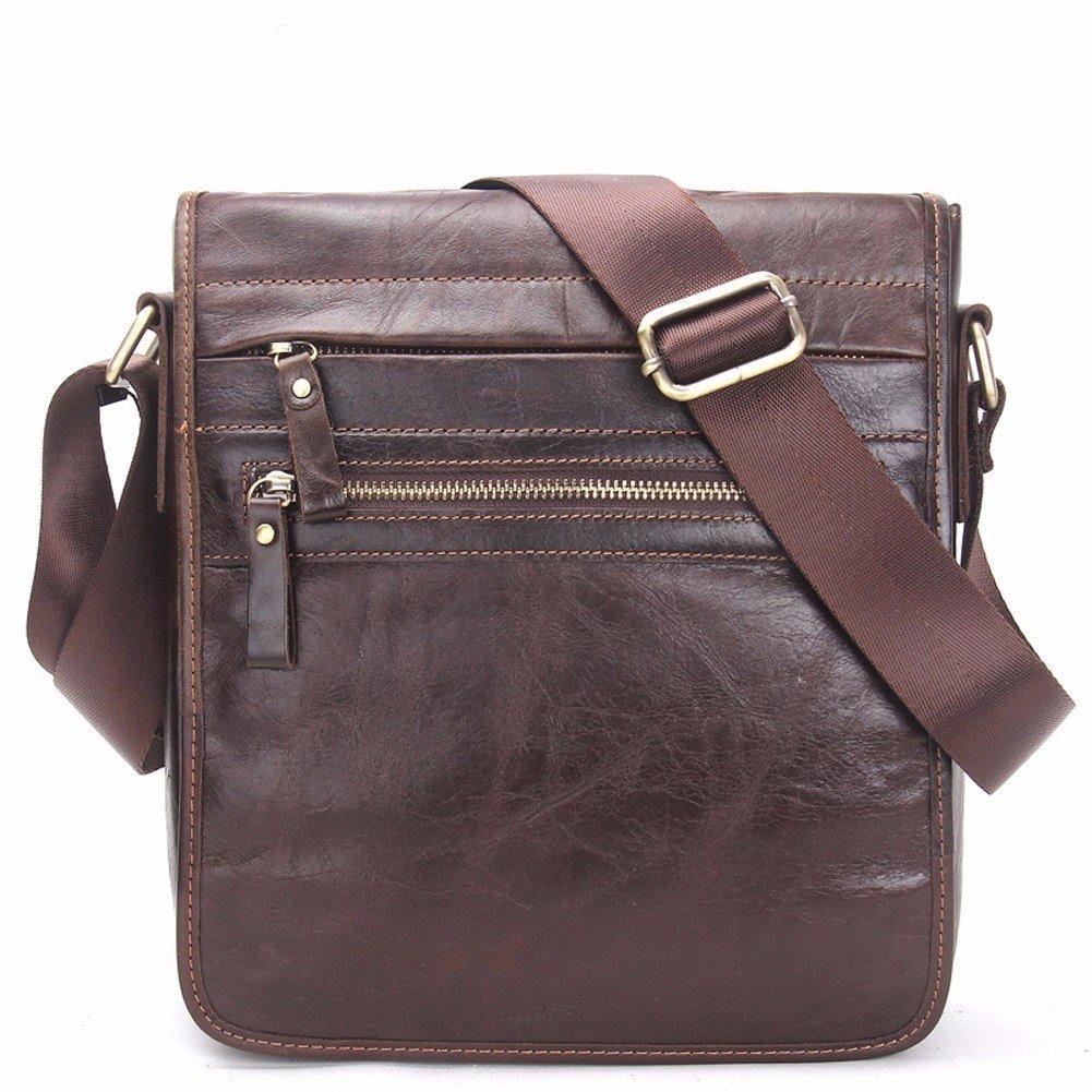 90176c87ac0d Amazon.com   NHGY Leather Men single shoulder bag