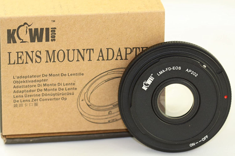 JJC LMA-FD-EOS Lens Mount Adapter