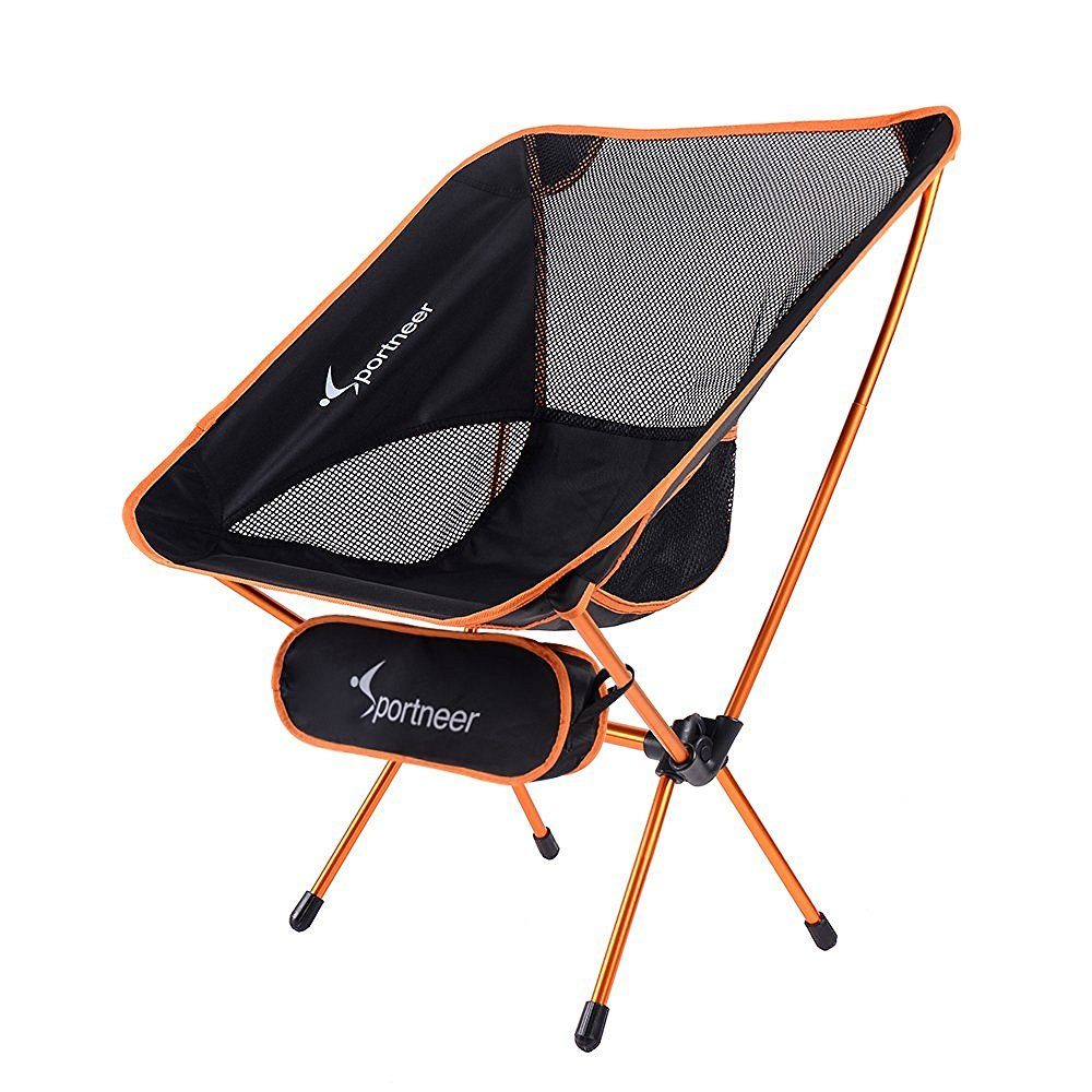 Top 10 Best Heavy Duty Portable Folding Camp Ground Chairs